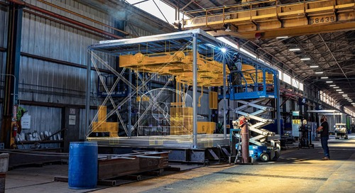 6 Reasons Why Prefabrication Is Perfect for Building Manufacturing Facilities