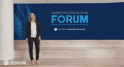 Top Takeaways from Autodesk Connected Construction Forum