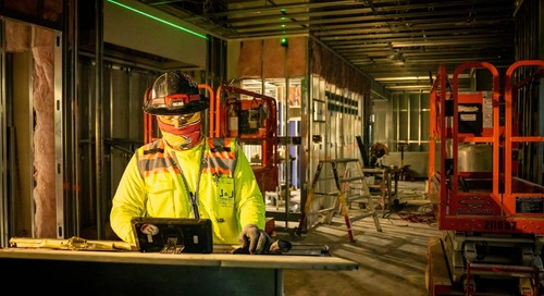 Digital Transformation is Helping the Construction Industry Future-proof Their Businesses as They Recover from the Pandemic