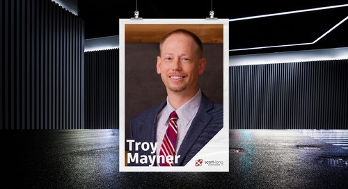 Behind the Build: Interview with Troy Mayner, Vice President, Scott-Long Construction