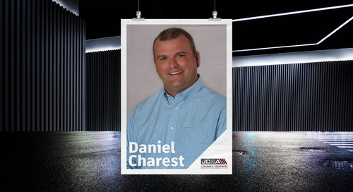 Behind the Build: Interview with Daniel Charest, Project Executive, J. Calnan & Associates
