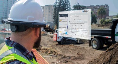 How Permasteelisa Deploys Hands-free Construction Management