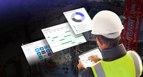 Powerful New Advancements Strengthen Autodesk Construction Cloud