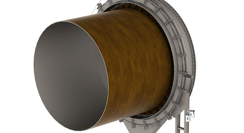 New graphite seal optimises kiln performance