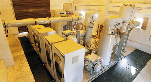 Indian cement industry's first gas-insulated switchyard