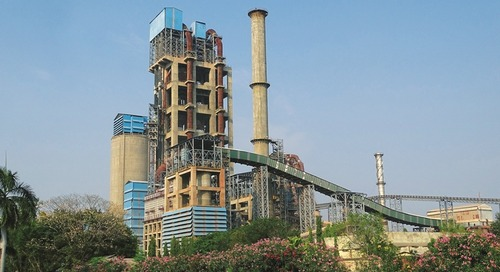 New pyro system and cement mills for Manikgarh Cement