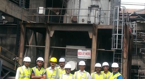 FLSmidth's biggest ATOX® Coal Mill meets the Performance Guarantees