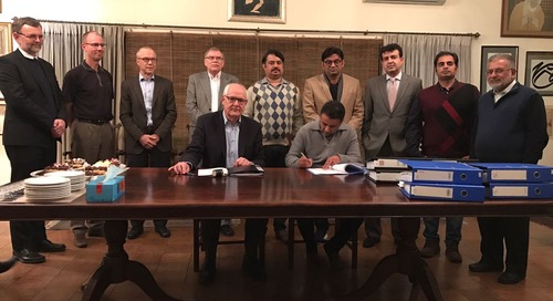 FLSmidth to deliver a complete cement plant to Maple Leaf Cement Factory Limited in Pakistan