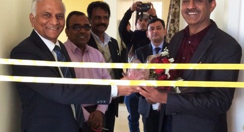 FLSmidth opens new office in Nepal