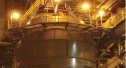 FLSmidth's OK™ Cement mill at Zuari Cement - A classic example of Operational Excellence