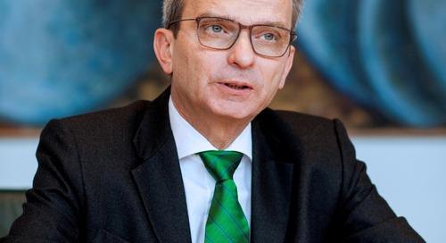 Interview with Dr. Albert Scheuer from HeidelbergCement