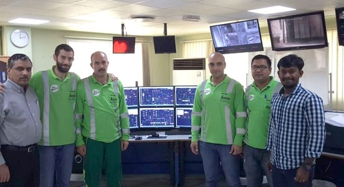 New automation systems lift performance at Lafarge Emirates Cement