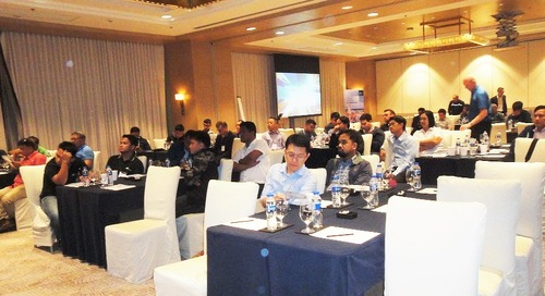 Successful Philippines seminar gets us closer to customers