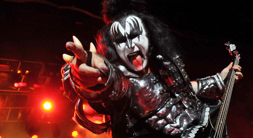 Business, Bibles, and Gene Simmons