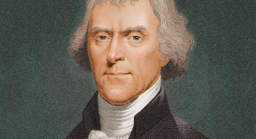 What Can the C-Suite Learn From Thomas Jefferson?