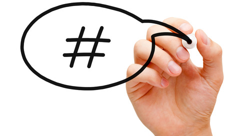 It's All About The Hashtag: Social Selling Using Hashtags