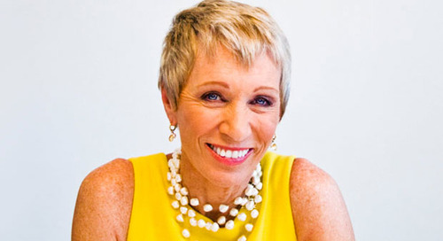 Swimming With the 'Sharks': Barbara Corcoran Shares the Three Traits of Successful Business Leaders