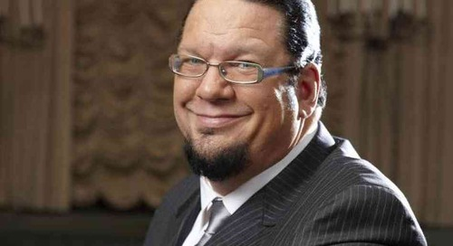 All Business :: Penn Jillette