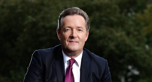 All Business :: Piers Morgan