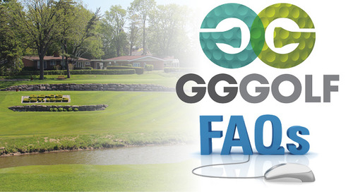 Reason for No Score ~  Handicapping ~ GGGolf Tee Times System