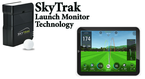 SkyTrack Launch Monitor ~ Free for Members to Use at the Practice Range