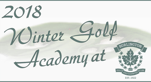Winter Golf Academy 2018