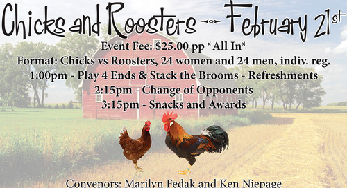 Chick & Roosters ~ February 21st