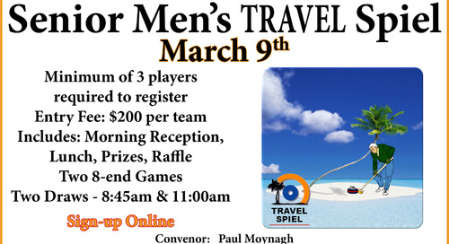 SM Travel Spiel ~ March 9th