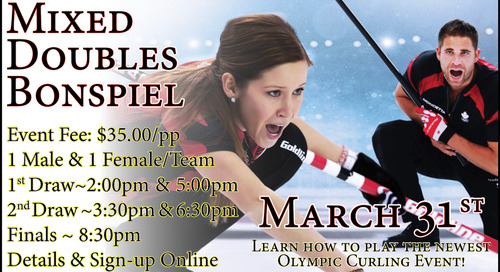 Mixed Doubles Bonspiel ~ March 31st