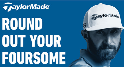 Round Out Your Foursome: TaylorMade TP5 & TP5x