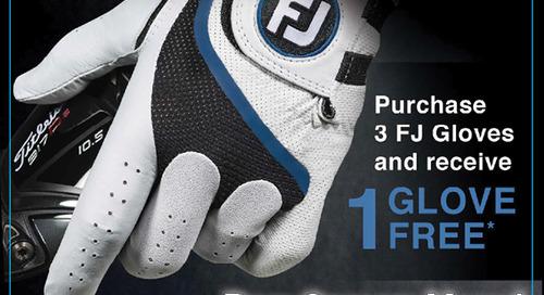 Foot Joy Locker Load Glove Sale! Until May 15th
