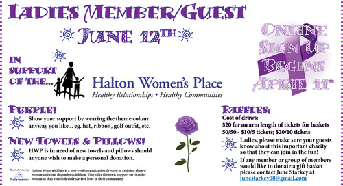 LMG for HWP ~ June 12th ~ Online Sign Up