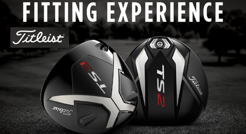 Titleist Fitting Experience ~ Mon.Sept 17--> Noon 'til Five