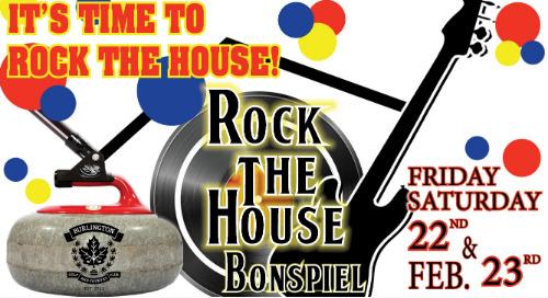 Mixed Rock The House Bonspiel ~ Feb. 22 & 23rd