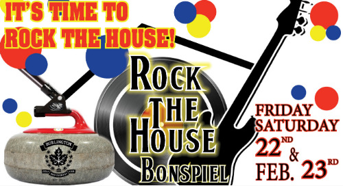 Mixed Rock The House Bonspiel ~ Feb. 22 & 23rd