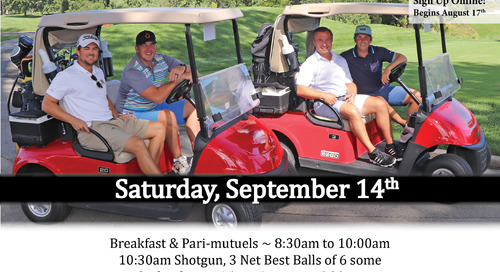 Mens Captain's Day ~ September 14th
