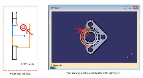 CATIA Quick Tip: Find 3D data from a 2D Drawing