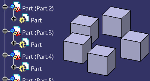 CATIA V5: Copying and Pasting Tips