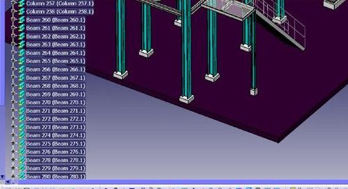 CATIA V5 Structure Design 1