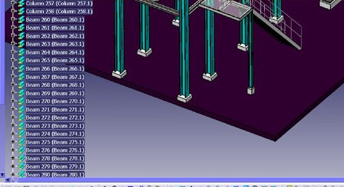 CATIA V5 Structure Design 1