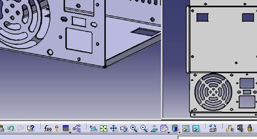 CATIA V5 Sheet Metal Design 2