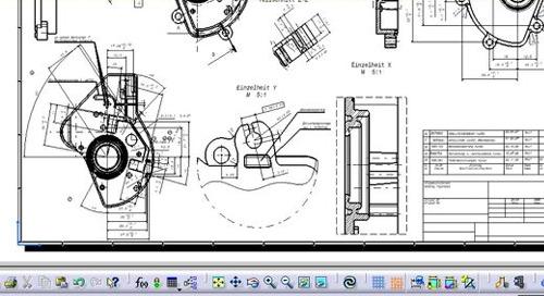 CATIA V5 Interactive Drafting 1