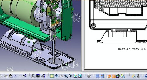 CATIA V5 Generative Drafting 2
