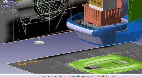 CATIA V5 Functional Molded Parts 2
