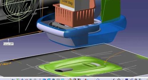 CATIA V5 Functional Molded Parts 1