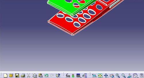 CATIA V5 Core & Cavity Design 2