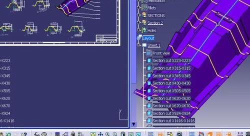 CATIA V5 2D Layout for 3D Design 1
