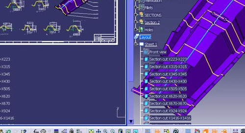 CATIA V5 2D Layout for 3D Design 1