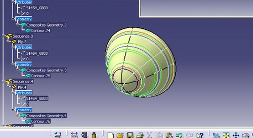 CATIA V5 Composites Design 3