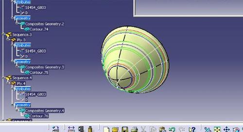 CATIA V5 Composites Design 3